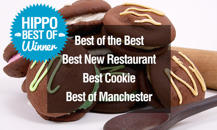 Hippo Best of Winner Best of Manchester Best Cookie Best New Restaurant